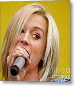 Kelli Pickler Metal Print