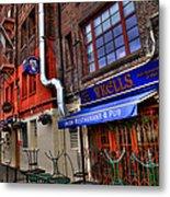 Kells Irish Restaurant And Pub - Seattle Washington Metal Print