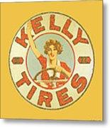 Kelly Tires  Metal Print