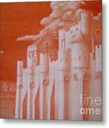Kelly's Camelot Metal Print