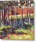 Kelly's Trees Metal Print