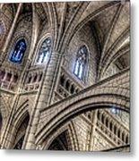 Ken Follets Cathedral No2 Metal Print
