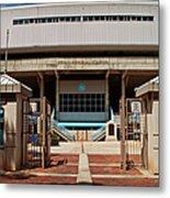 Kenan Memorial Stadium - Gate 6 Metal Print