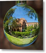 Kendal Hall Chico State University Metal Print