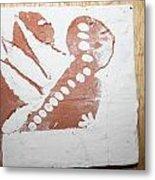 Kenna - Tile Metal Print
