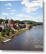 Kennebec River Metal Print