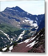 Kennedy Lake Metal Print