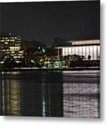 Kennery Center For The Performing Arts - Washington Dc - 01131 Metal Print