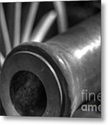 Kennesaw Cannon 1 Metal Print