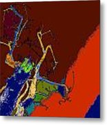 Kenneth's Nature - Dying To Live - Series - 09 Metal Print