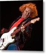 Kenny Wayne Shepherd Rocks His Stratocaster Metal Print