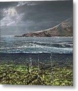 Kenorland Prehistoric Landscape, Artwork Metal Print