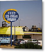 Ken's Ice Cream Sandwiches Metal Print