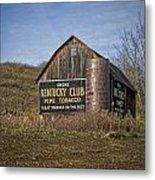 Kentucky Club Barn Metal Print