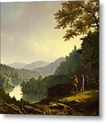 Kentucky Landscape 1832 Metal Print