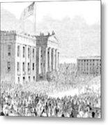 Kentucky Louisville, 1861 Metal Print