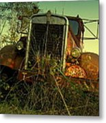 Kenworth 2 Metal Print