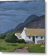 Kerry Cottage Metal Print