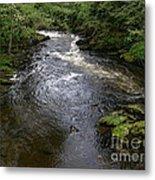 Ketchikan River Metal Print