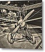 Kettering Aerial Torpedo Bug Metal Print