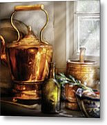 Kettle - Cherished Memories Metal Print