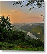 Kettle Creek Vista Metal Print