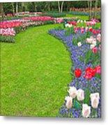 Keukenhof Gardens 54 Metal Print