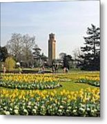 Kew Gardens London Metal Print