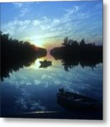 Key Biscayne Sunset 2 Metal Print