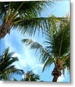 Key West Perspective Of View Metal Print
