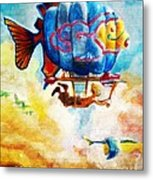 Kiddography Cover By Tom Kidd Metal Print