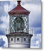 Kilauea Point Lighthouse Hawaii Metal Print