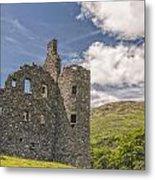 Kilchurn Castle 03 Metal Print