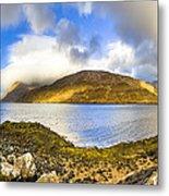 Killary Fjord - Irish Panorama Metal Print
