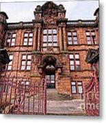 Kilmarnock School Metal Print