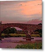 Kilsheelan Bridge Metal Print