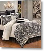 Kim Kardashian Bed Set From Her Metal Print