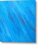 Kind Of Blue  Metal Print