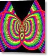Kinetic Rainbow 27 Metal Print