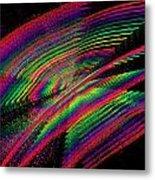 Kinetic Rainbow 43 Metal Print