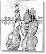King Arthur, 1903 Metal Print