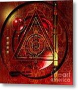 King Crimson Metal Print