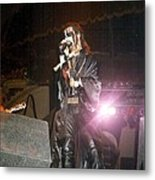 King Diamond Metal Print