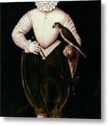 King James I Of England Metal Print