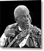 King Of The Blues 2013 Metal Print