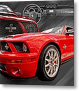 King Of The Road Metal Print