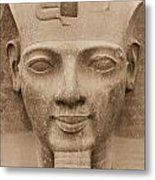 King Ramses II  Metal Print