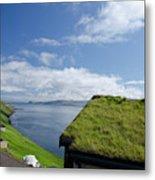 Kingdom Of Denmark, Faroe Islands Metal Print