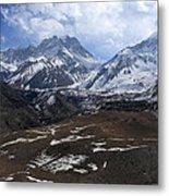 Kingdom Of Mustang - Nepal Metal Print