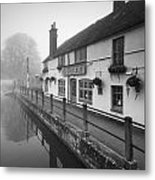 Kings Arms Metal Print